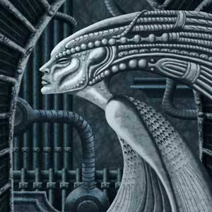 Tribute to Giger